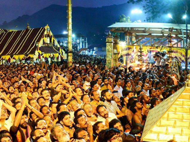 Sabarimala temple in Kerala opens for devotees