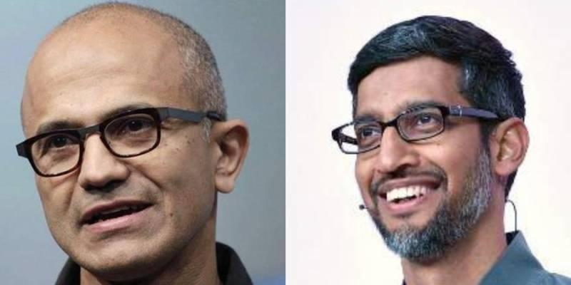 Google, Microsoft's CEOs pledge support in India's fight against Covid-19