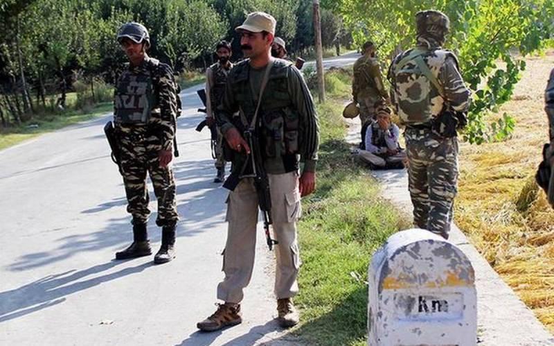 Encounter Breaks Out in J&K's 3 Militants Killed, 2 Jawans Injured