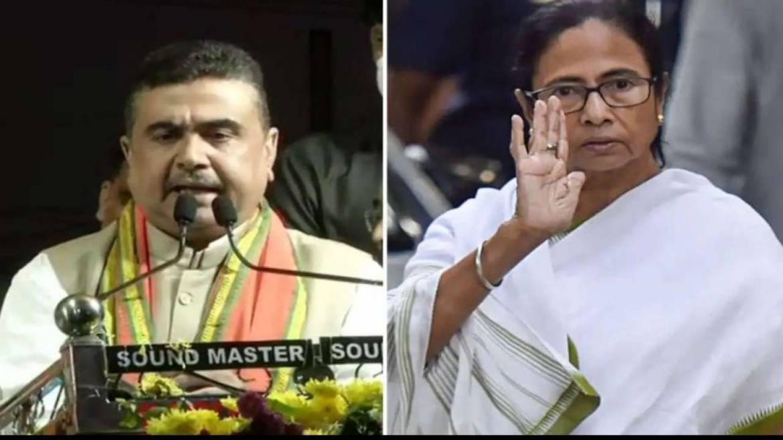Bengal Election Result: Mamata Banerjee fear to lose, Suvendu Adhikari lead by 3,775 votes
