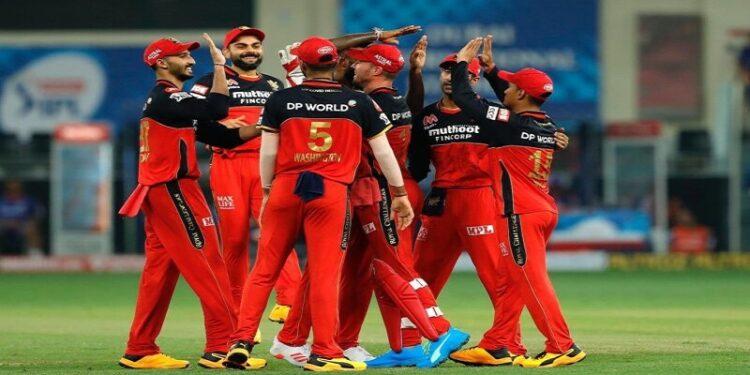 RCB KKR IPL 2021
