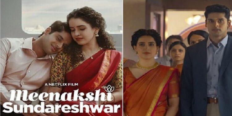 Karan Johar's 'Meenakshi Sundareshwar' to premiere on Netflix on 5 November- image/twitter
