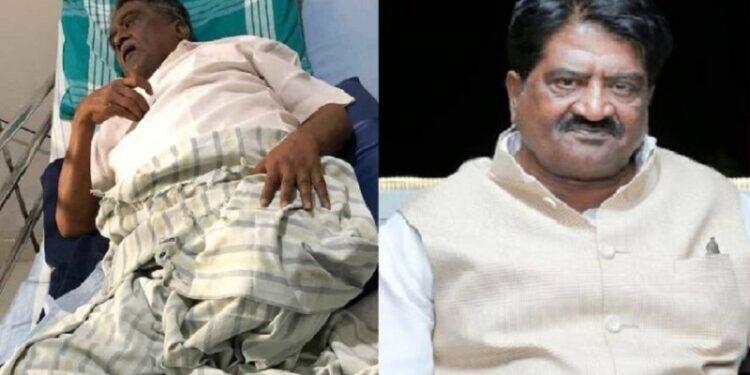 Kannada famous Actor Satyajit dies